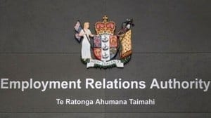 Employment Relations Authority