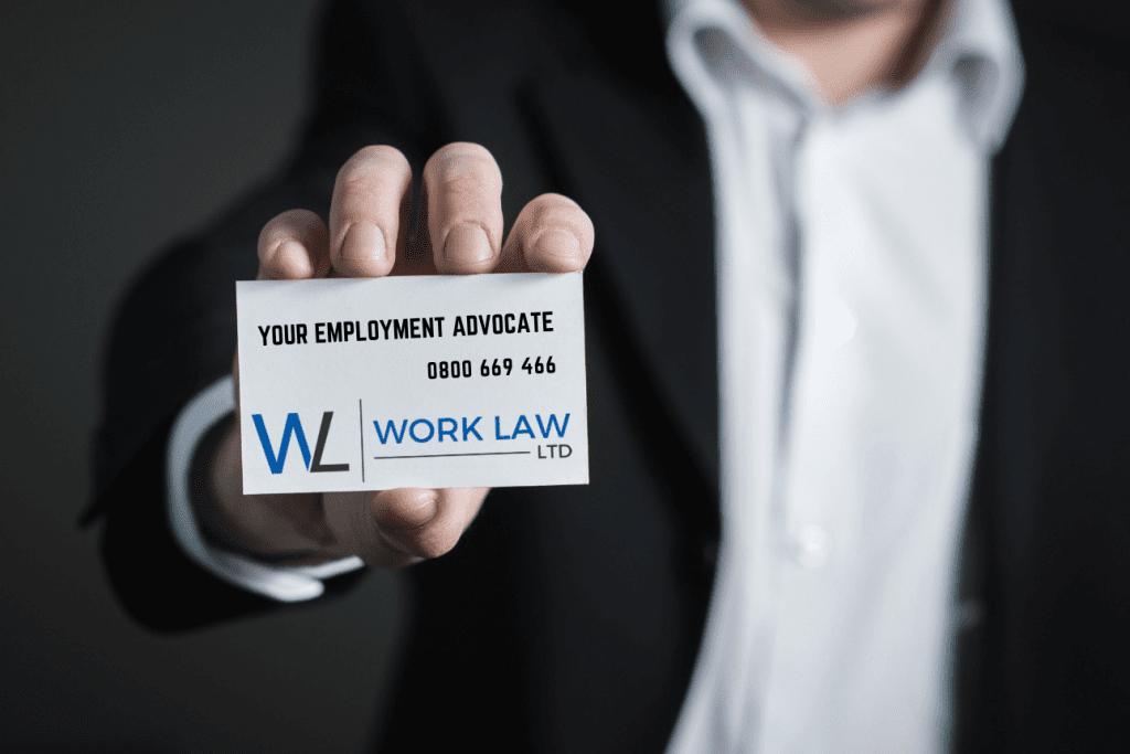 Work Law No Win No Fee Wellington Employment Law Advocates